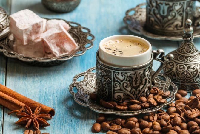 die geschichte des t rkischen kaffees kaffee partner. Black Bedroom Furniture Sets. Home Design Ideas
