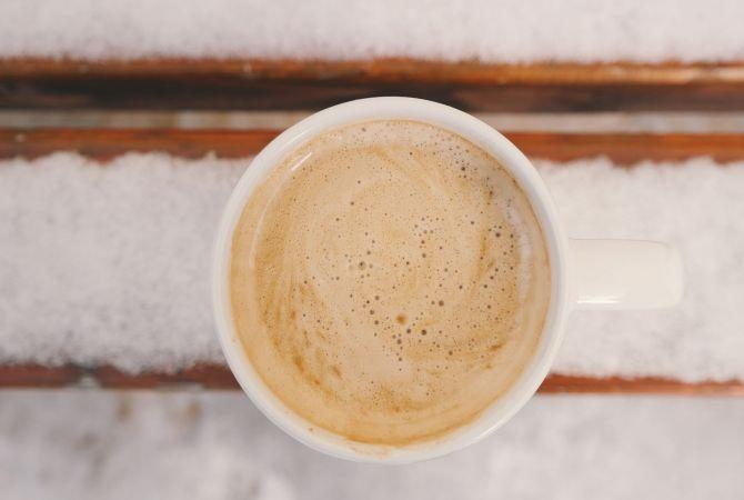Die Farbe Kaffee Kaffee Partner